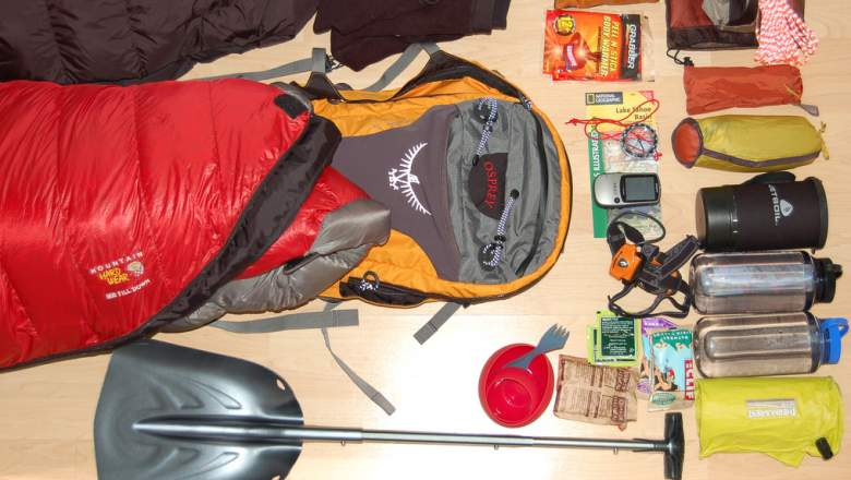 Camping Gear & Equipment