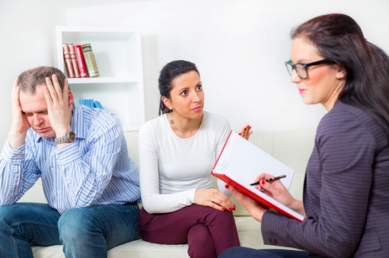 Marriage & Family Counselors