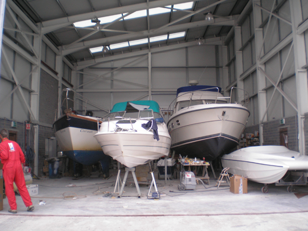 Boat Repair & Maintenance