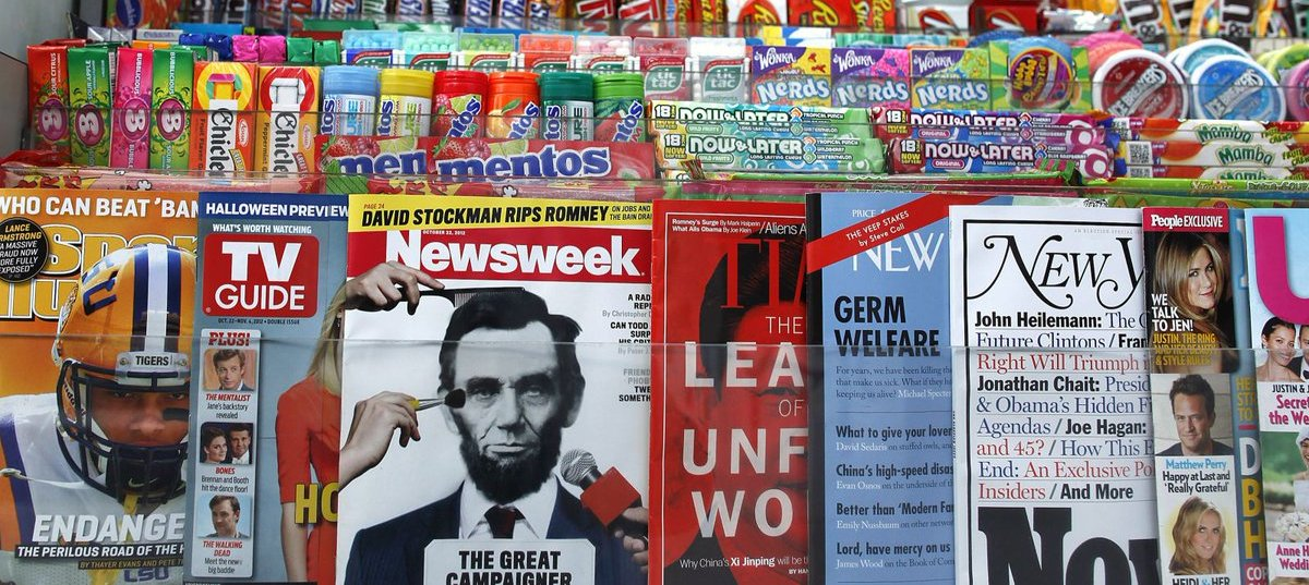 Book, Magazines & Newspapers Stores