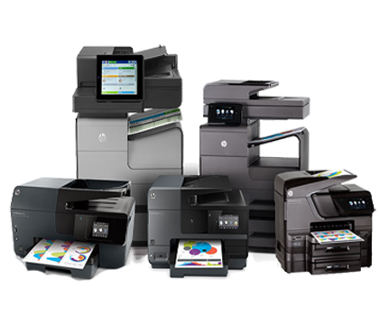 Printers, Fax & Scanners