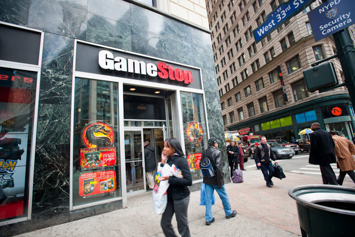 Video & Game Rental Stores