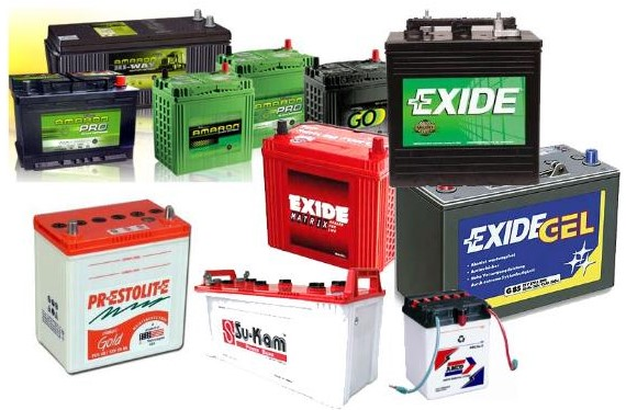 Battery And Inverters Supplier