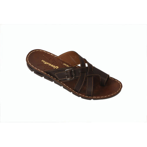 Fashion Leather Slipper