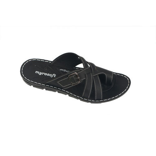 Synthetic Leather Slipper