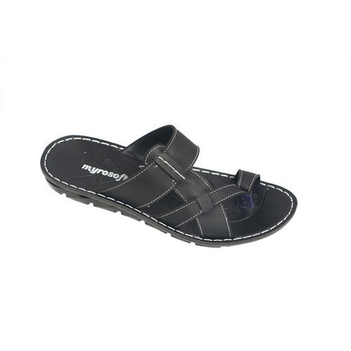 Trendy Leather Slipper
